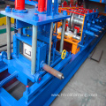 Industrial machine c type feeding width 160mm metal roll forming machine